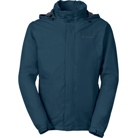 VAUDE Escape Bike Light - Chaqueta Hombre - Azul petróleo